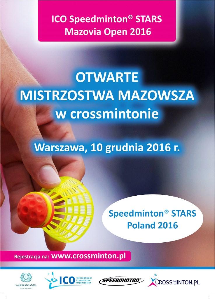 icospeedmintonstarsmazovia2016plakat1