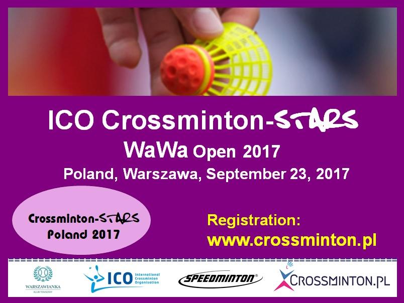 2017ico-crossminton-starswawaplakat