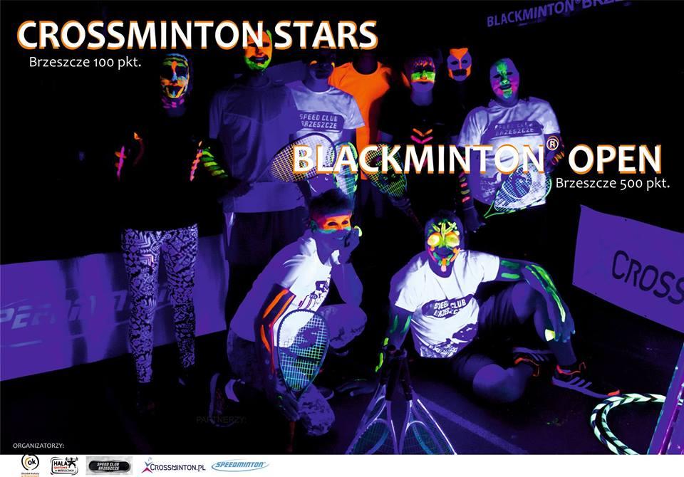 2017crossminton-blackmintonstarsbrzeszczeplakat